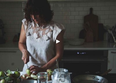 """A Cook's Remedy: Into the Orchard"" by Common Thread Creative"