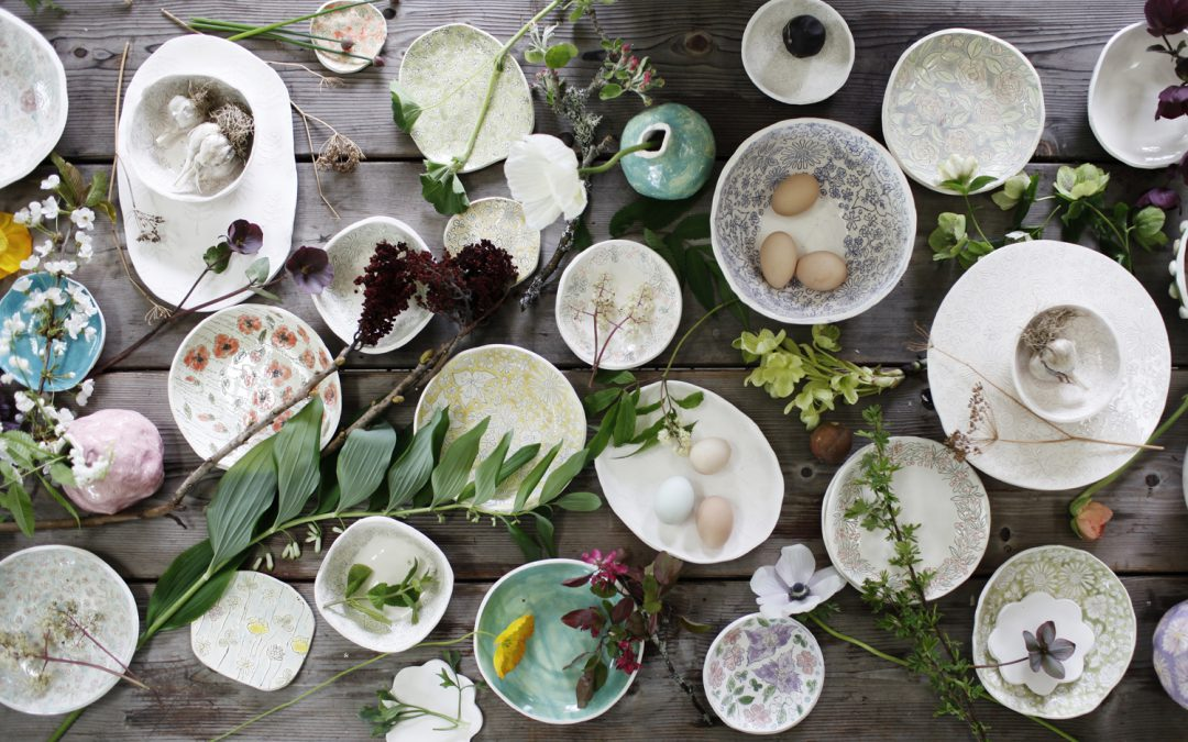 """Dorotea Ceramics – Social Media Ad"" by Common Thread Creative"