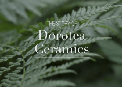 """The Story of Dorotea Ceramics"" by Common Thread Creative"